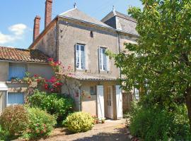 Volets Bleus, Allonne (рядом с городом La Boissière-en-Gâtine)