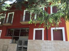 Apartamento Balcon De Jaca I, Jaca (In der Nähe von Naturschutzgebiet San Juan de la Peña y Monte Oroel)
