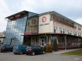 König Hotel, Надьканижа (рядом с городом Újudvar)