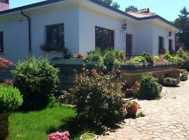 Villa Laly, Trieste (Villa Opicina yakınında)