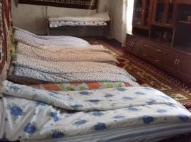 Xinaliq History house