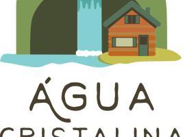 Pousada Agua Cristalina, Cachoeiras de Macacu (Afonso yakınında)