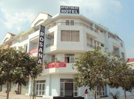 Hoa khải Hotel (Rosana), Xóm Mỹ Thanh