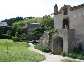Le Logis d'Ama, Auzon (рядом с городом Sainte-Florine)