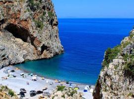 Vithouri Beach Home, Glyfada Evias (рядом с городом Chiliadou)