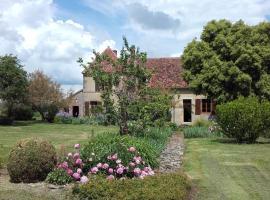 Gîte Le Tremblay, Thianges (рядом с городом Beaumont-Sardolles)