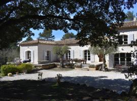 Mas Octave, Simiane-Collongue (рядом с городом Biver)