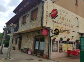 La Casa de la Pradera, Carrizo de la Ribera
