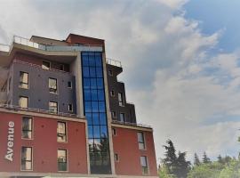 """Хотел """"АВЕНЮ"""""""
