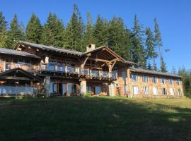 Wood Mountain Lodge, Courtenay
