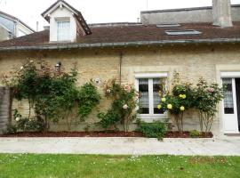 Studios et Appartements Les 4 Vents, Люк-сюр-Мер (рядом с городом Langrune-sur-Mer)