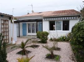 House Maison en plein centre de la faute sur mer, La Faute-sur-Mer (рядом с городом Les Mouettes)