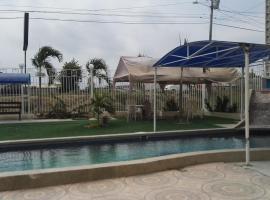 Hotel el Gran Jeshua, Santa Elena (Chanduy yakınında)