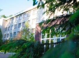 Hotel White Bereg, Belyy Bereg (Alexandrovka yakınında)