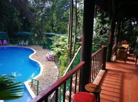 Manuel Antonio Park House