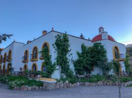 Hotel Vergel de la Sierra, León (Near Sierra de Lobos)