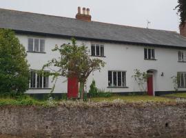 Townsend Farmhouse, Carhampton (рядом с городом Dunster)