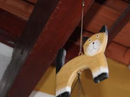 Sintra Yellow Cat House