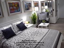 Jazz Luxury Apartment
