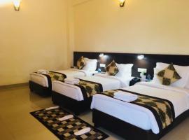 Hotel Om Residency, Kushinagar (рядом с городом Kasia)