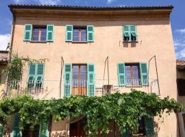 Casa Nanda, Mombaruzzo (Fontanile yakınında)
