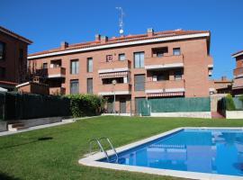 Apartment Victoria, La Batlloria (рядом с городом Hostalric)