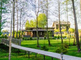 Green Club, Posnudye (Dzeruki yakınında)