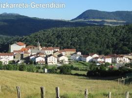 Argizarienea, Viscarret-Guerendiáin (рядом с городом Сарагуэта)