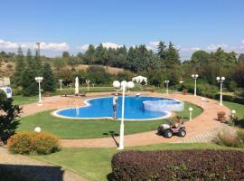 Olvios Villa, Melissochórion (рядом с городом Ореокастро)