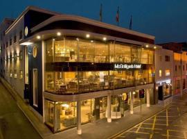 McGettigans Hotel (formerly Gallaghers Hotel)