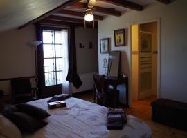 Chambres d'Hôtes La Vigneronne, Senouillac (рядом с городом Rivières)