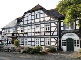 Landhotel und Gasthof Cramer, Warstein (Hirschberg yakınında)