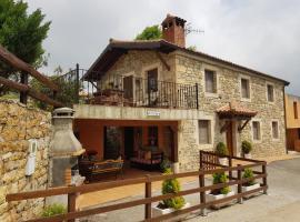 Casa Rural Juntana, Abionzo (Santibáñez de Villacarriedo yakınında)