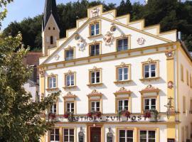 Gasthof zur Post, Riedenburg