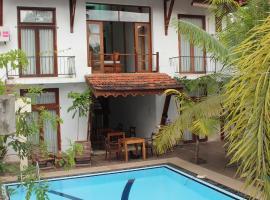 Villa Kapuru, Negombo