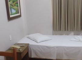 Colinas Hotel, Machado