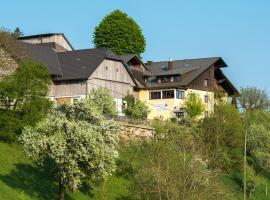 Ferienhof Schneiderweg, Laussa (Unterdambach yakınında)