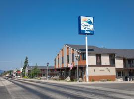 Crosswinds Inn, Vest Jeloustounas