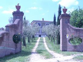 Casale Nido dell'Aquila