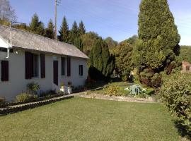 La Ptite Maison, Rouxmesnil-Bouteilles (рядом с городом Martin-Église)