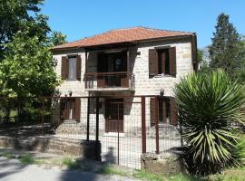 Villa Fteri, Ptéri (рядом с городом Rodavgi)