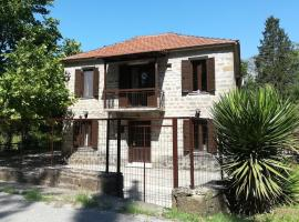 Villa Fteri, Ptéri (рядом с городом Trapezaki)