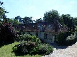The four houses of La Juberdiere, Loché-sur-Indrois