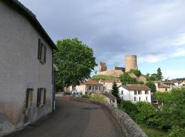 Bienvenue à la Maison Bedin, Saint-Jean-Saint-Maurice-sur-Loire (рядом с городом Saint-Polgues)