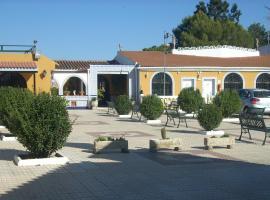 Hostal Don Diego, San Juan del Puerto (Beas yakınında)