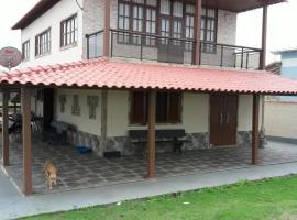 Casa em frente a praia de Jaconé, Saquarema