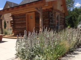 Cooper's Cabin at the Osborne Inn, Spring City
