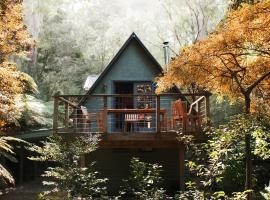 Santosa Cottage Sassafras, Olinda (Sassafras yakınında)