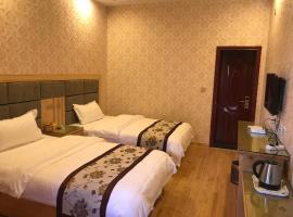 Gannan ZhaGaNa Hotel, Tewo (Têwo yakınında)