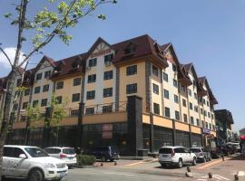 Changbaishan Sweetome Service Apartment Binhe Apartment, Dushutou